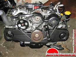 subaru legacy engine 00 04 subaru legacy forester outback ej202 engine egr sohc