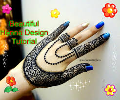 how to apply easy simple beautiful stylish henna mehndi designs