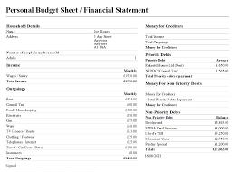 Sample Financial Report Sample Dmp North East Derbyshire Citizens Advice Bureau