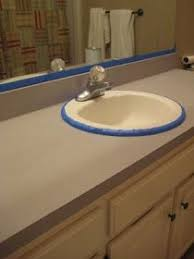 Painting Bathroom Countertops The 25 Best Painting Laminate Countertops Ideas On Pinterest