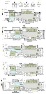 Coachmen Class C Motorhome Floor Plans by Floor Plans For Rvs Crtable