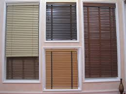 35mm 100 basswood venetian blinds for windows with steel headrail