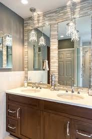 light over bathroom mirror pendant lighting bathroom vanity pendant lights bathroom crystal