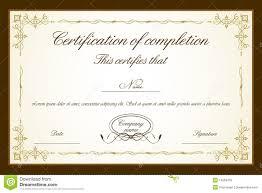 certificate template stock vector image of graduation 19259378