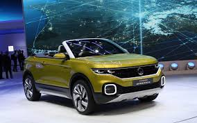 volkswagen geneva volkswagen t cross breeze makes world debut in geneva the car guide