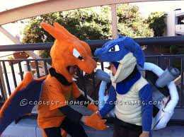 Charizard Halloween Costume Charizard Blastoise Costumes Boys