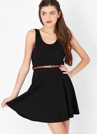 black dress with belt black dress pants