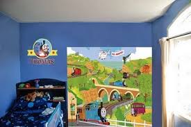 Thomas And Friends Decorations For Bedroom Home Decorating Interior Design Ideas Train Bedroom And Train