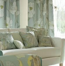 Large Floral Print Curtains Lombok Fabric Collection Prestigious Textiles Curtains U0026 Roman