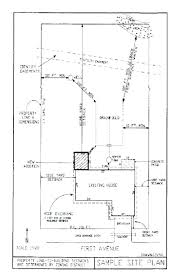 floor plan drawing online exle of floor plan drawing planning your own fence installation