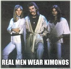 Rush Meme - real men wear kimonos rush 2112 quickmeme