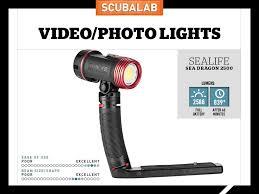 sea dragon 2500 photo video dive light 15 best new dive lights reviewed by scubalab scuba diving