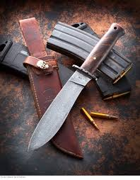 blades rip knives drop point 3 16