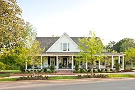 farmhouse plans southern living farmhouse revival southern living house plans
