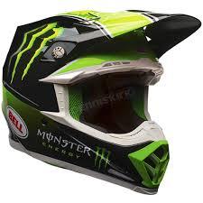 bell motocross helmets bell helmets green black moto 9 eli tomac et3 replica helmet