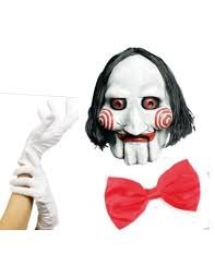 Bow Tie Halloween Costumes 8 Jigsaw Costume Images Jigsaw Costume