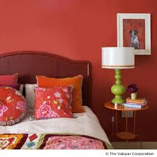 valspar virtual painter think your bedroom could use a statement wall see what it would