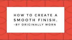 create a smooth finish with chalk paint by annie sloan youtube