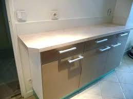 meuble plan travail cuisine meuble de cuisine avec plan de travail intacrieur de cuisine avec