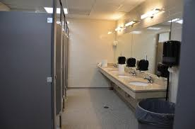 College Coed Bathrooms Donovan Hall Residence Life Ung