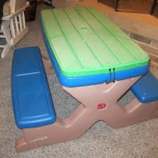 step 2 sand and water table find more step 2 picnic sand water table for sale at up to 90 off