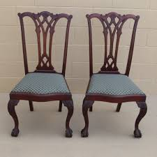 american antique chippendale chairs antique furniture