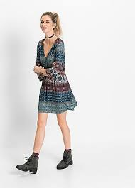 boho wrap boho wrap dress by rainbow bonprix