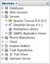 ibm was liberty profile and netbeans ide part 2 oracle