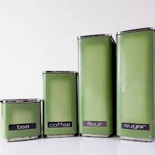 green canisters kitchen top 28 green canister sets kitchen green glass kitchen canister