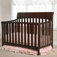 Ikea Convertible Crib by Bedroom Appealing White Baby Cache Crib With Canopy On Cozy Lowes