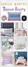 26 shriek worthy decor essentials for the tween bedroom tween