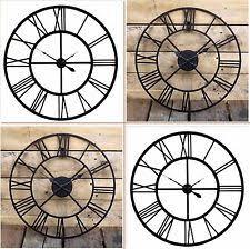 skeleton clock ebay