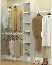 Closetmaid White Closetmaid Closet Organisers Ebay