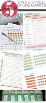 25 unique free printable chore charts ideas on pinterest chore