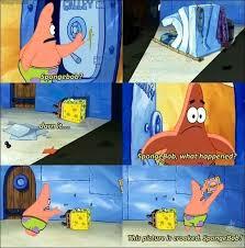 Spongebob Wallet Meme - spongebob and patrick memes funny roast and spongebob hey