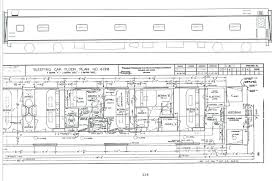 Train Floor Plan by History Berlin Sleeping Car