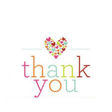 free thank you cards printable thank you card with hearts
