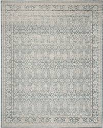 Blue Grey Area Rugs Check Out These Bargains On Safavieh Archive Collection Arc674b