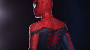 spider man homecoming the vulture looms and spidey u0027s suit shines