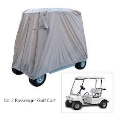 aliexpress com buy 2 4 passenger golf cart cover golf car roof