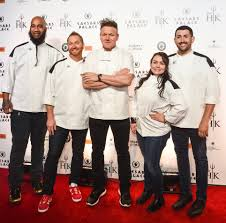Hell S Kitchen Show News - world s first gordon ramsay hell s kitchen restaurant marks official