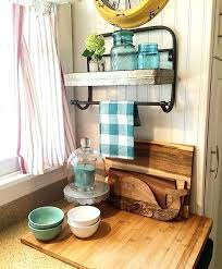 kitchen towel rack ideas towel holder ideas view in gallery towel rack ladder bathroom bath