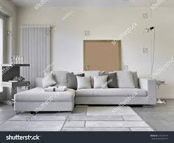 sofa tissue modern living room stock photo 124349734 shutterstock
