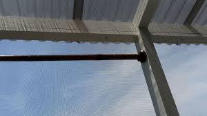 Aluminum Curtain Rod Outdoor Curtain Rods For Aluminum Screen Room Hometalk