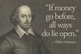 11 shakespeare essential quotes about money money