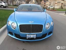 blue bentley bentley continental gt speed 2012 28 april 2013 autogespot
