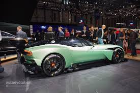 custom aston martin vulcan aston martin vulcan the most extreme aston to date camaro5