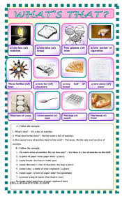 Shopping Worksheets 194 Best Product Food Images On Pinterest English Grammar