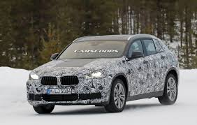 scoop new bmw x2 is a more stylish take on the x1