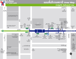 Map Of The Mall Of America by Chidlom Bts Station E1 Where To Stay Shop And Eat Near Chit
